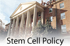Stem Cell Policy