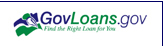 This link opens the GovLoans.gov website in a new browser window