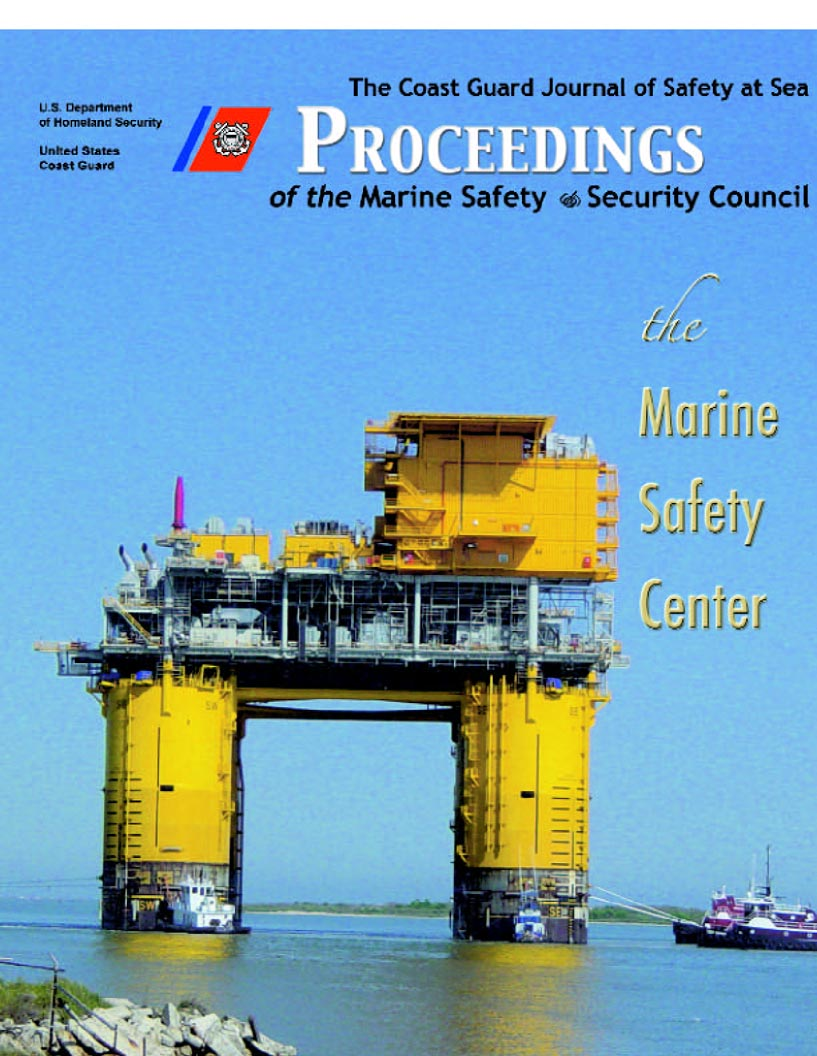 Cover for Proceedings 1-04