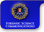 Forensic Science Communications Seal